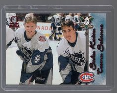 Teemu Montreal Canadiens, Hockey Cards, Baseball Cards, Nhl, Omega, Sports, Mint, Hs Sports, Excercise