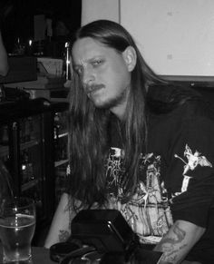 Fenriz first exposure to heavy metal music came when he was three years old and received Uriah Heep's album Sweet Freedom from his uncle for his birthday.