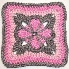 Ravelry: Unique Granny Squares pattern by Maja Bosnic