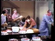 My Three Sons Cake Fight
