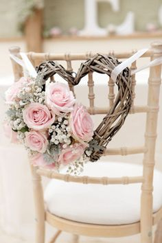 Heart Wedding Aisle Décor Idea www.MadamPaloozaEmporium.com www.facebook.com/MadamPalooza
