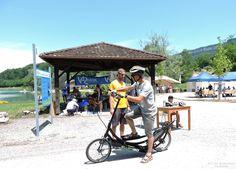 Elliptigo d'Activ'body © BBST Sport, Baby Strollers, Bicycle, Vehicles, Rowing, Baby Prams, Deporte, Bike, Bicycle Kick