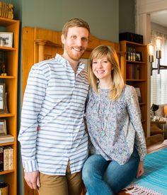 Claire & Luke's Soulful Logan Square Apartment — House Tour | Apartment Therapy