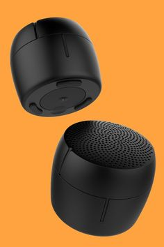 Wireless speaker from conduit audio line by Robin Stethem of stethem.com | For more pins on Portable Wireless Speakers, follow Best Buy Portable Speakers: