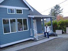 Additional space  backyard cottage blog: backyard cottage designs