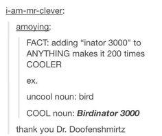 Tumblrinator 3000