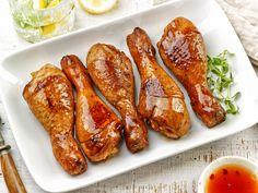 ➡ ➡ ➡ Dile sí a esta receta de MUSLOS DE POLLO AL HORNO CON SALSA AGRIDULCE ¡Un sabor inspirado en China que gustará a todos!