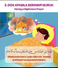 Doa Apabila Bermimpi Buruk