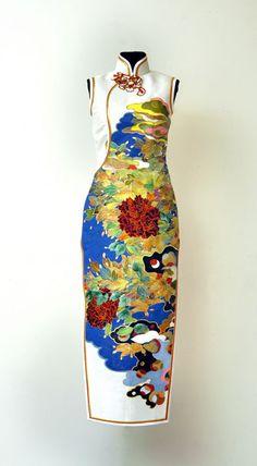 Cheongsam / Qipao, Chinese Traditional Dress