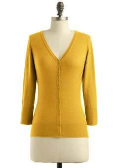 Soon to be mine to replace my old mustard cardi! Woootles!! Oh mustard cardi how I've missed you :) <3