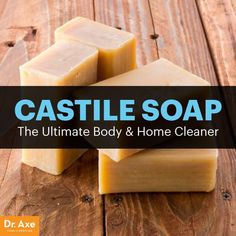 Castile soap - Dr. Axe http://www.draxe.com #health #holistic #natural