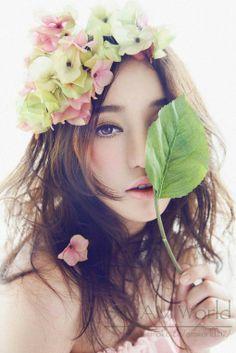 ✿ Flowers girl ✿