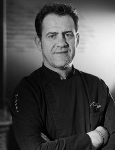 France's Michel Sarran : Un Chef au Top.