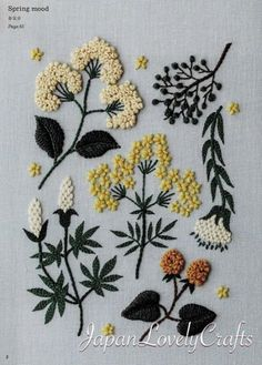 Green flower hand embroidery shoes Crochet top pattern Linen dress Embroidery hoop art Cross stitch pattern Chain stitch dress