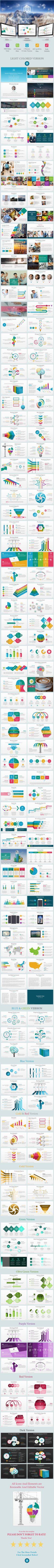 Galaxy PowerPoint Presentation Template | Download: http://graphicriver.net/item/galaxy-presentation-template/11080911?ref=ksioks
