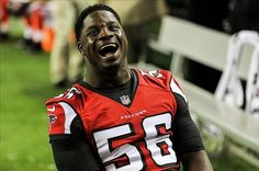 Falcons place Sean Weatherspoon on IR, with designation to return