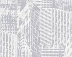 Sandudd Manhattan-tapetti
