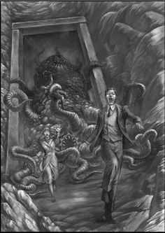 Creatures of Cthulhu.