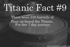 Titanic Fact #9