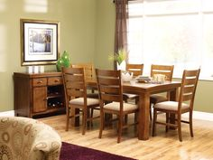 Dura Pub Table & Chair Set -In-Stock Now at Reliable Home Furniture! SOLD Table And Chairs, Dining Chairs, Home Furniture, Home Decor, Decoration Home, Home Goods Furniture, Room Decor, Dining Chair, Home Furnishings