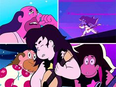 Stars and Starlight and infinite space is my only home...- Greg Universe