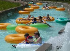 Roseland Waterpark in the Finger Lakes is full of fun water adventures for the whole family.