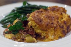 Low Carb Shepherd's Pie - Meat Recipes - Low Carb Recipes and Forums
