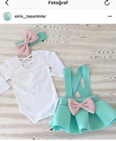 Baby boy outfit with hat set. Gray mint Coming home outfit! Sewing Baby Clothes, Cute Baby Clothes, Baby Sewing, Baby Girl Dresses, Baby Dress, Girl Outfits, Baby Girl Fashion, Kids Fashion, Tutus For Girls