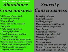 Abundance and scarcity consciousness Positive Thoughts, Positive Vibes, Happy Thoughts, Sense Of Entitlement, Meditation, Holding Grudges, Attitude Of Gratitude, Positive Affirmations, Law Of Attraction