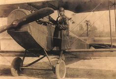 """Bessie Coleman, the daughter of a poor, southern, African American family, became one of the most famous women and African Americans in aviation history. """"Brave Bessie"""" or """"Queen Bess,"""" as she became known, faced the double difficulties of racial and gender discrimination in early 20th-century America but overcame such challenges to become the first African American woman to earn a pilot's license."""