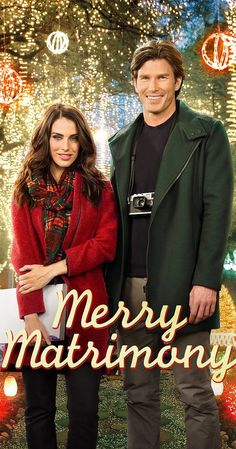Exes Jessica Lowndes and Christopher Russell have to work together on a wedding reshoot. Watch Merry Matrimony and see how romance develops. Xmas Movies, Family Christmas Movies, Hallmark Christmas Movies, Christmas Shows, 2015 Movies, Popular Movies, Latest Movies, Great Movies, Movies 2019