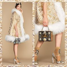 Sparkling party looks - Discover   Dolce & Gabbana