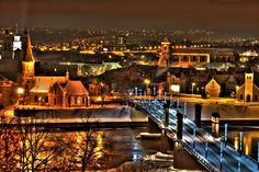 Visit The White Swan in Kaunas