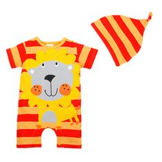 Baby Boys Rompers Costume