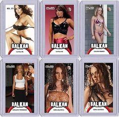 LEANN RIMES rare #'d 1/3 Millhouse Balkan Tobacco Style card no. 573 please retweet