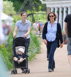Prince George Visited Hyde Park with his Nanny on 11th of July 2014