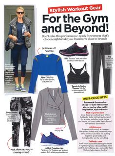 The Yummie Active Collection featured in People StyleWatch!