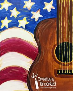American Country | Creatively Uncorked | http://creativelyuncorked.com | Creatively Uncorked | http://creativelyuncorked.com