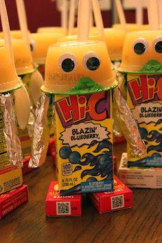 Fun snack idea or party favor