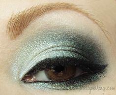 Malachite eyes