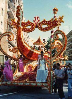 Carnaval Veneciano   Batalla de Flores de Laredo