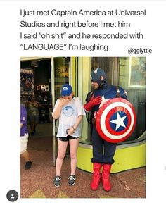 So funny and adorable! All of the Marvel fans should do this at Universal! – – Memeschoko So funny and adorable! All of the Marvel fans should do this at Universal! – So funny and adorable! All of the Marvel fans should do this at Universal! Marvel Jokes, Marvel Avengers, Funny Marvel Memes, Dc Memes, Avengers Memes, Marvel Dc Comics, Marvel Heroes, Memes Humor, Funny Memes