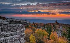 Dolly Sods Wilderness   Dawn-at-Bear-Rocks-Dolly-Sods-Wilderness