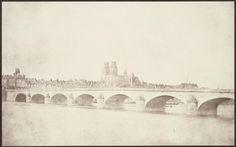 The bridge at Orléans - 1843-1844 - William Henry Fox Talbot. Rijksmuseum (Public Domain) http://www.europeana.eu/portal/record/90402/9F9B91AF165D3F7C7071D73902101F7008B7760B.html