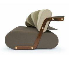 'Fair Play' sofa by Mario Milana (IT)
