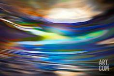 Ursula Abresch Poster Print Wall Art Print entitled Evening Riot, None Framed Artwork, Wall Art Prints, Poster Prints, Framed Wall, Cool Posters, Ursula, Stretched Canvas Prints, Frames On Wall, Find Art
