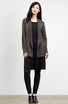 Eileen Fisher Jacket, Dress & Pants available at #Nordstrom