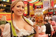 Photos of Jordan Carver at Oktoberfest. Photos of Jordan Carver at Oktoberfest. Oktoberfest Outfit, German Women, German Girls, Octoberfest Girls, Drindl Dress, Dress Pants, German Beer Festival, Root Beer, Wood
