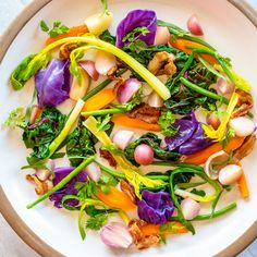 Vegetables in the Style of Laguiole