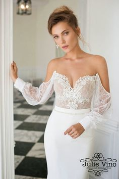 Julie Vino 2015 Wedding Dresses Collection Part 2 ~ Glowlicious